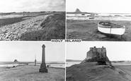 Example photo of Holy Island