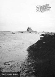 Holy Island, Lindisfarne Castle 1950