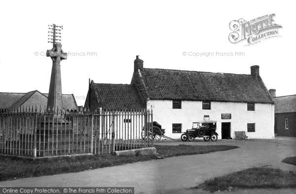 Photo of Holy Island, Post Office Green c.1930