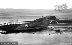 Holy Island, Signal Station c.1930