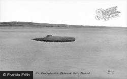 Holy Island, St Cuthbert's Island c.1955