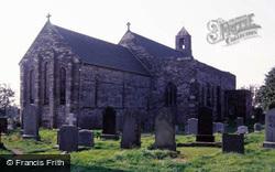 Holy Island, St Mary's Church 1986