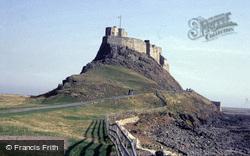 Holy Island, The Castle 1986