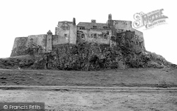 Holy Island, The Castle c.1960