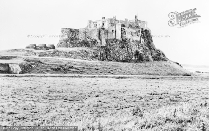 Photo of Holy Island, The Castle c.1960