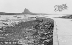 The Ouse c.1950, Holy Island