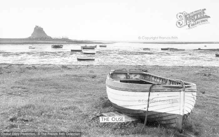 Photo of Holy Island, The Ouse c.1950