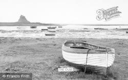 Holy Island, The Ouse c.1950