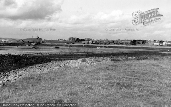 Photo of Holy Island, The Village c.1960