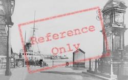 Holyhead, Marine Station c.1950