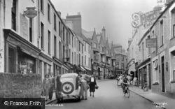 Market Street c.1955, Holyhead