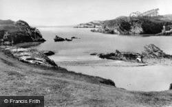 Porth Dafarch c.1950, Holyhead