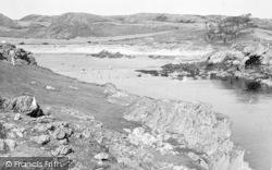 Holyhead, Porth Dafarch c.1955