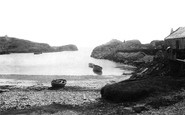 Holyhead, Rhoscolyn Head 1892