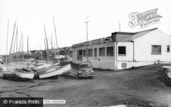 Holyhead, Sailing Club c.1965