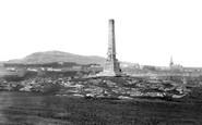 Holyhead, Skinner Monument 1894