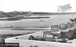 Soldiers Point From Trinity House c.1965, Holyhead