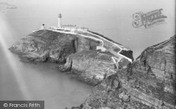 South Stack c.1950, Holyhead