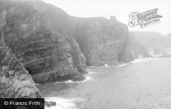 South Stack, Ellins Tower c.1935, Holyhead