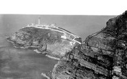 Holyhead, South Stack Lighthouse 1892