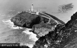Holyhead, South Stack Lighthouse c.1935