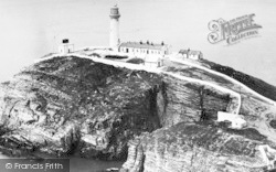 Holyhead, South Stack Lighthouse c.1950