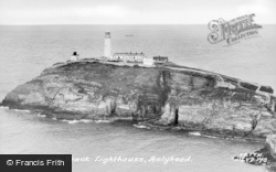 Holyhead, South Stack Lighthouse c.1960