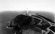 Holyhead, South Stack Lighthouse c.1965