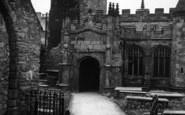 Holyhead, St Cybi's Church c.1950