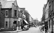 Holyhead, Stanley Street c.1955