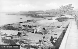 Holyhead, The Beach c.1935