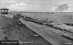The Promenade c.1950, Holyhead