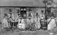 Holyhead, Welsh Costumes 1894