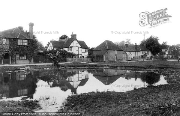 Holyport, The Green 1909