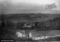Holywell, And Dee Estuary c.1930