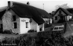 Treguth Inn c.1965, Holywell Bay