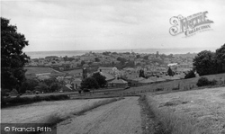 Holywell, General View c.1955