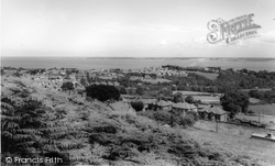 Holywell, General View c.1960