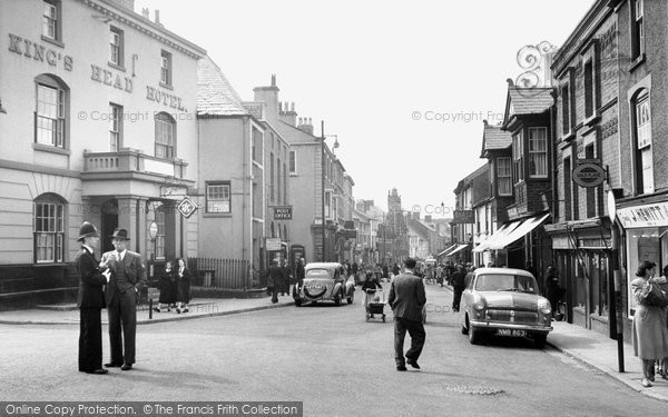 Holywell, High Street 1959