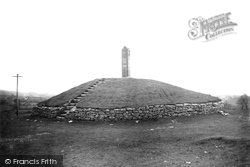 Holywell, Pen-Y-Ball Monument c.1927