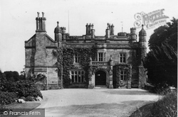 Holywell, The Castle c.1930