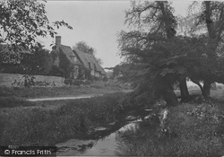 Holywell, Village 1914