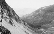 Honister Crag, Honister Pass 1893