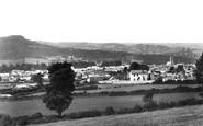 Honiton, General View 1904