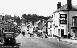 Honiton, High Street c.1955