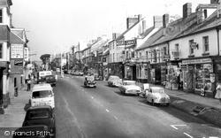 Honiton, High Street c.1960