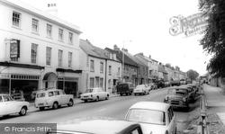 Honiton, High Street c.1965