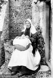 Honiton, Laceworker 1907