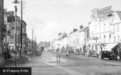 Honiton, Main Street c.1939