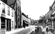 Honiton, New Street 1904